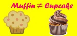 فرق بین مافین و کاپ کیک