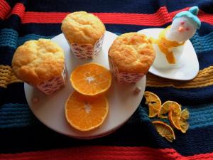 مافین پرتقال