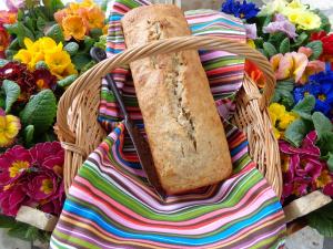 نان سریع موز